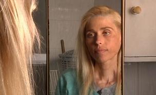 הזעקה לעזרה של הדוגמנית לשעבר (צילום: חדשות 2)