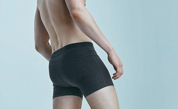 חמישייה 25.4, לבוש תחתון אורגני (צילום: יחסי ציבור)
