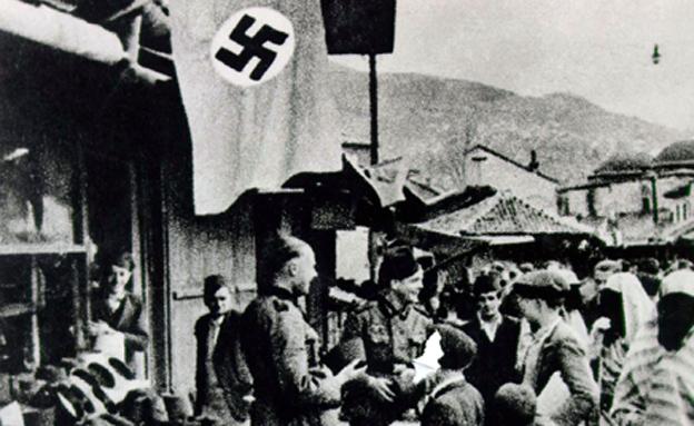 """""""התקופה היפה נגמרה"""". חיילים נאצים (צילום: רויטרס)"""