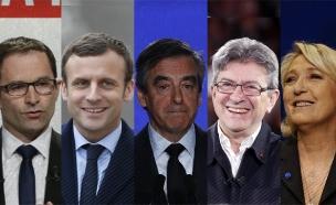 מ-5 ייצא נשיא: הכירו את המועמדים (צילום: רויטרס)
