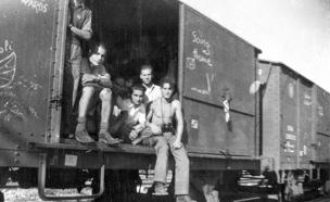 ארכיון (צילום: משואה המכון הבינלאומי ללימודי השואה)