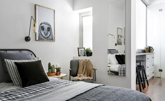 לי אולשה  (9), חדר שינה (צילום: יחסי ציבור)