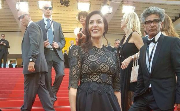 מירי רגב בפסטיבל קאן 2016 (צילום: יחסי ציבור, פייסבוק)