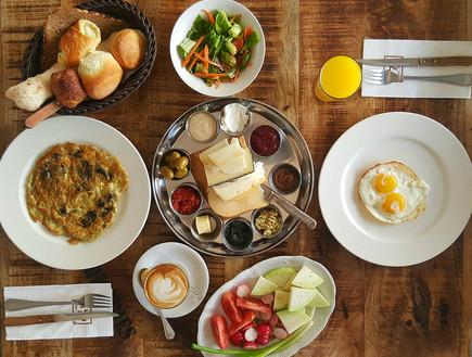 ארוחת בוקר, ללה