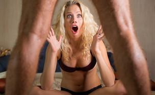 אישה בשוק בסקס (צילום: Shutterstock)