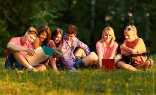 למידה מחוץ לכיתה (אילוסטרציה: Shutterstock)