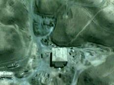 הכור שהותקף, בסוריה