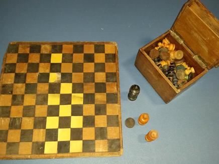 לוח השחמט ששרד