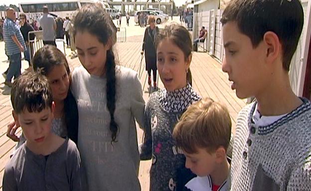 ילדים שנולדו להורים שכולים (צילום: חדשות 2)