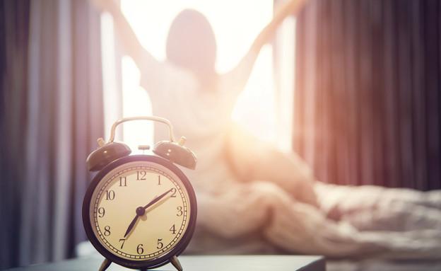 לקום בבוקר