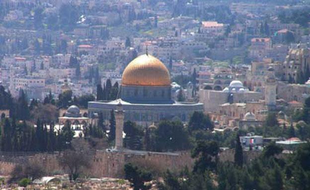 מי הריבון בירושלים? (צילום: חדשות 2 - אילוסטרציה)
