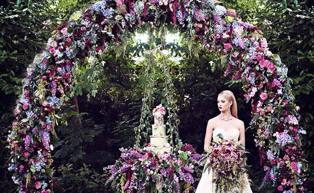 חתונות03, סידורי הפרחים הולכים וגדלים (צילום: יחסי ציבור)