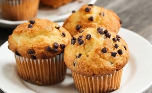 מאפינס שוקולד צ'יפס (צילום: vm2002, Shutterstock)