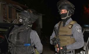 חיילים בפעילות מבצעית (צילום: דוברות המשטרה צפון)