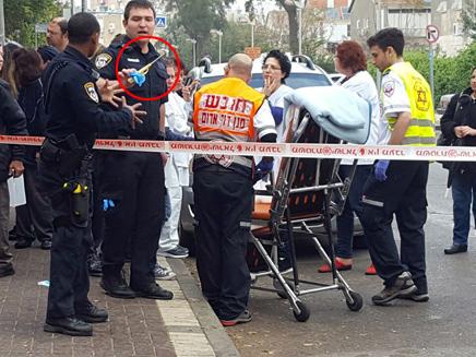 קופת החולים בחולון הפכה שוב לזירה משטרתית