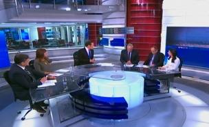 פאנל הפרשנים: האירועים בסוריה (צילום: חדשות 2)