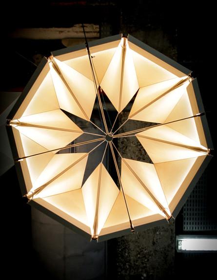 חמישייה 9.5, מנורות מדוזה (צילום: יחסי ציבור)