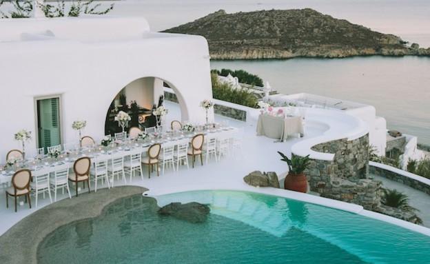 חתונות13, להתחיל את ירח הדבש כבר בחתונה (צילום: יחסי ציבור)