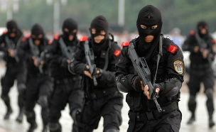 הצצה ליחידות הצבאיות המובחרות בעולם (צילום: רויטרס)