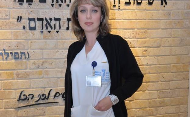מריה לוין (צילום: יחסי ציבור)