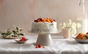 עוגות חלבה ירושלמיות (צילום: רונן מנגן, מחלבת טרה)
