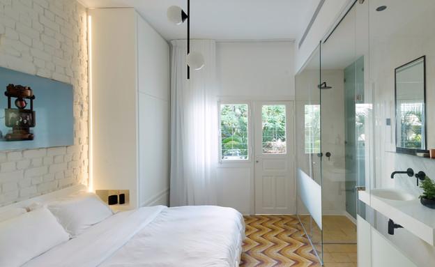 מעיין זוסמן (8), חדר שינה (צילום: גדעון לוין)