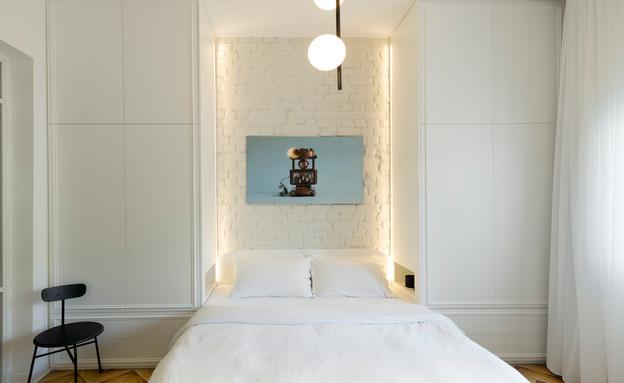 מעיין זוסמן (9), חדר שינה (צילום: גדעון לוין)