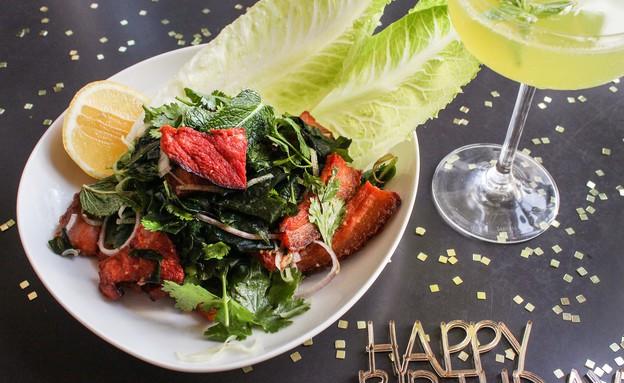מסעדת אריא, ARIA (צילום: יחסי ציבור)