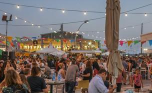 פסטיבל פוד טראקס (צילום: רחלי קרוט, אוכל טוב)
