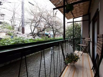 בית יפני מסורתי, קיוטו יפן 4