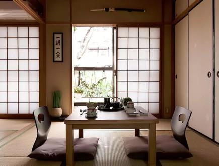 בית יפני מסורתי, קיוטו יפן