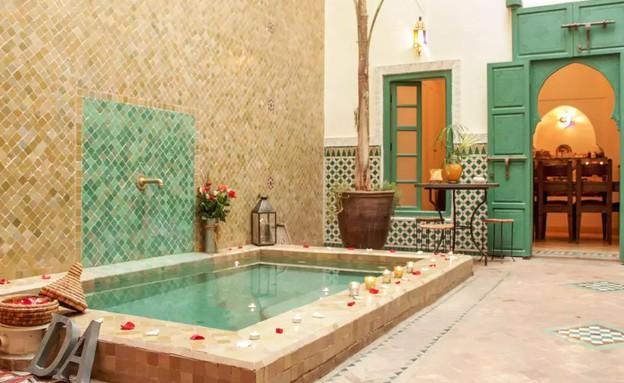 בית פרטי בלב מרקש 3 (צילום: airbnb.com)