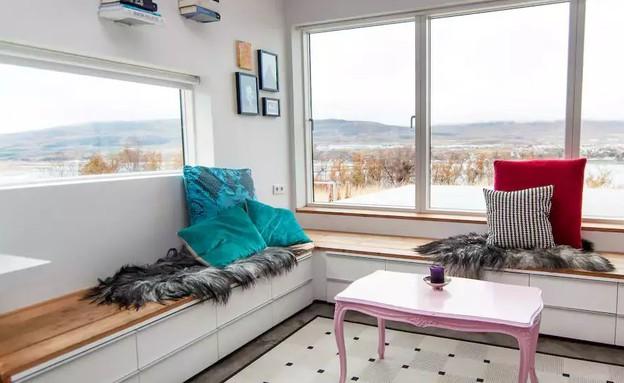 וילה מודרנית אקוריירי איסלנד 2 (צילום: airbnb.com)