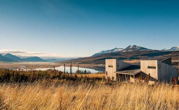 וילה מודרנית אקוריירי איסלנד 4 (צילום: airbnb.com)