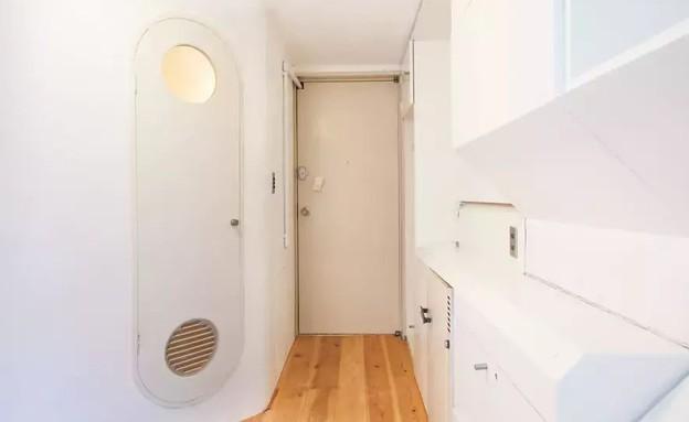 בית הקפסולות נאגאקין יפן (צילום: airbnb.com)