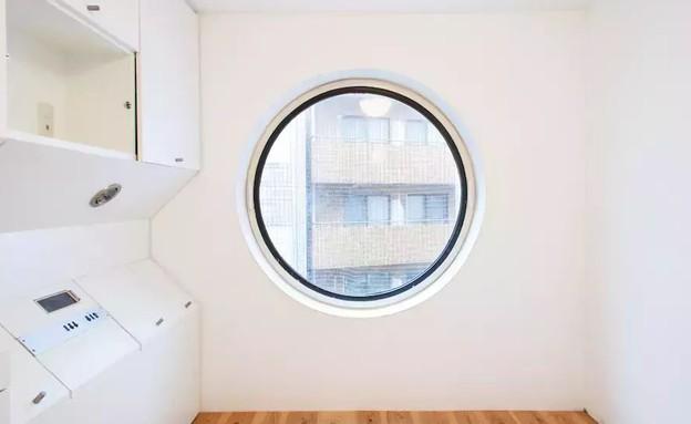 בית הקפסולות נאגאקין יפן56 (צילום: airbnb.com)