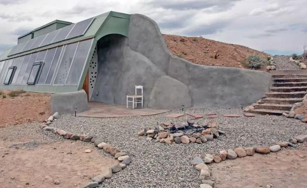 ספינת אדמה בניו מקסיקו  2 (צילום: airbnb.com)