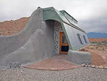 ספינת אדמה בניו מקסיקו