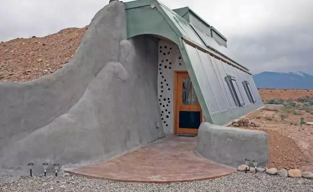 ספינת אדמה בניו מקסיקו (צילום: airbnb.com)