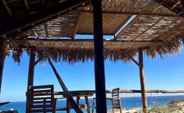 פלאפה מקסיקנית בלוס קאבוס מקסיקו  3 (צילום: airbnb.com)
