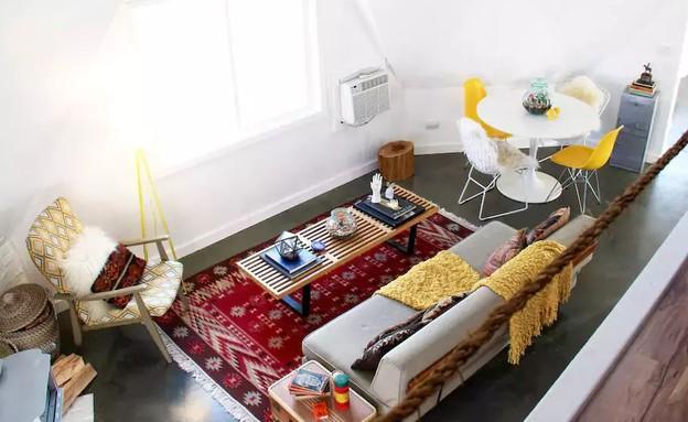 כיפה במדבר גושוע טרי ארהב (צילום: airbnb.com)