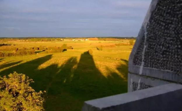 טירה מימי הביניים אירלנד (צילום: airbnb.com)