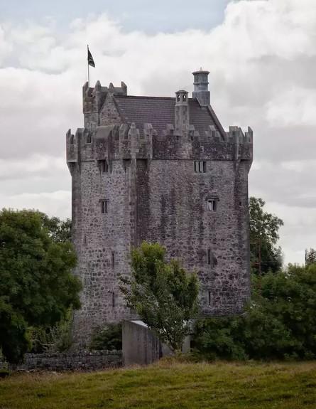 טירה מימי הביניים אירלנד1 (צילום: airbnb.com)
