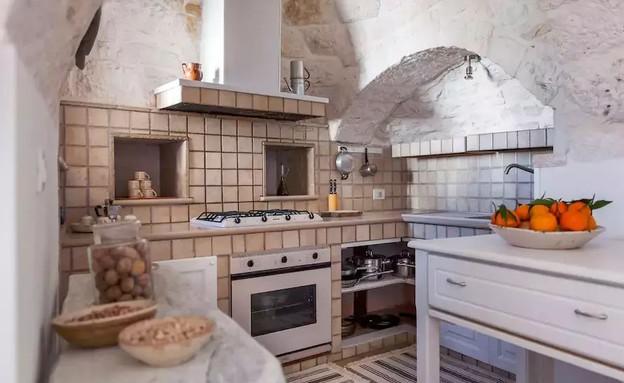 טרולי מהמאה ה-19 איטליה 1 (צילום: airbnb.com)