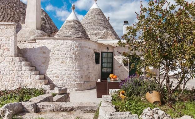 טרולי מהמאה ה-19 איטליה 3 (צילום: airbnb.com)