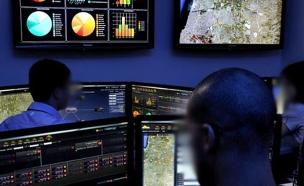 דיווחי על מתקפת סייבר עולמית (צילום: אלביט מערכות)