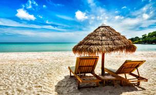 חוף ים פסטורלי (צילום: Shutterstock)