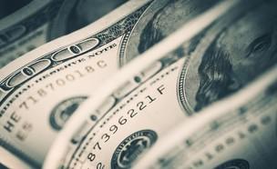 שטרות של דולרים (צילום: ShutterStock)