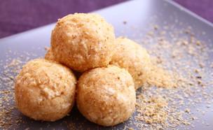 כופתאות תפוחי אדמה עם פרי רן שמואלי (צילום: Shutterstock, תוצרת ישראל)