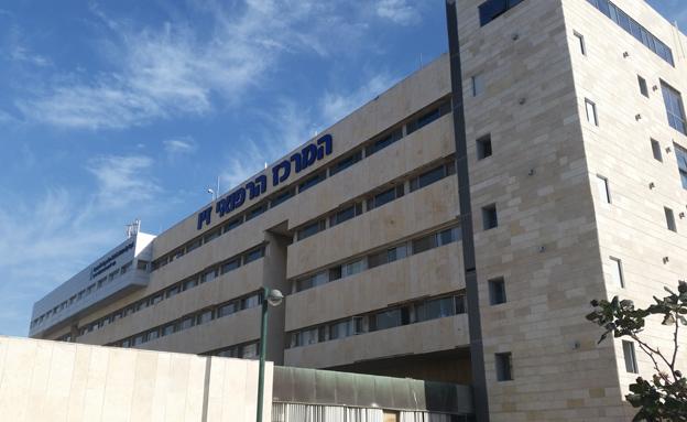 בית החולים זיו, ארכיון (צילום: חדשות 2)
